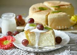 原味拜拜蛋糕(八寸)