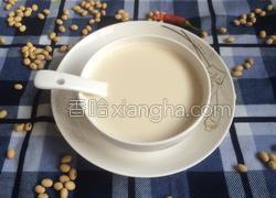 生磨黄豆原味豆浆