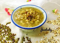 薏米绿豆汤