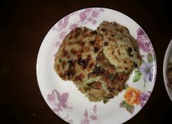 蔬菜米饭锅巴