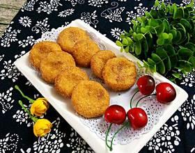 椰香红薯饼[图]