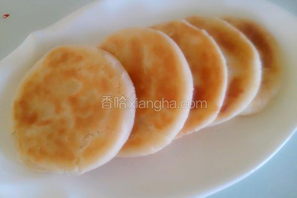 奶香糖酥饼