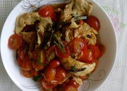 西红杮炒鸡蛋