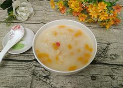 糯米南瓜燕麦粥