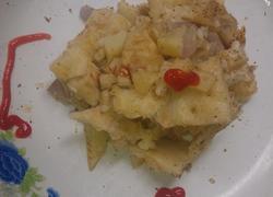 小碎土豆饼
