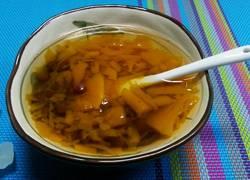 南瓜红豆汤
