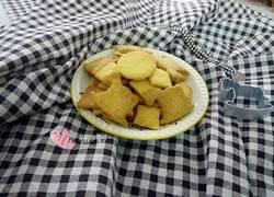 黄油奶香小饼干