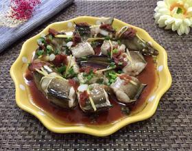 酸梅蒸海鳗鱼