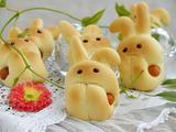 小兔子香肠面包的做法[图]