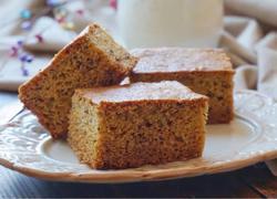红糖枣蛋糕