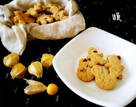 米粉磨牙饼干(杏仁味)