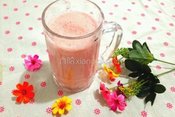 西红柿酸奶汁