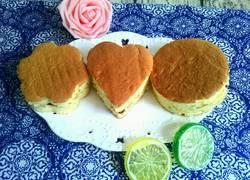 橙汁果酱夹心蛋糕
