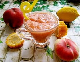 水果玉米饮