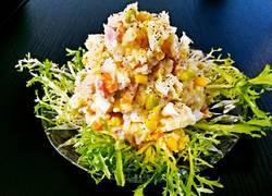 #青岛#土豆泥时蔬沙拉#年夜饭#