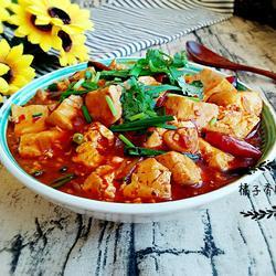 麻辣豆腐的做法[图]