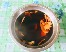 普洱薑湯 薑茶