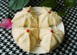 花式豆沙包