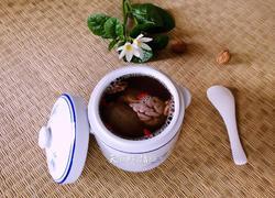 天麻炖猪脑汤