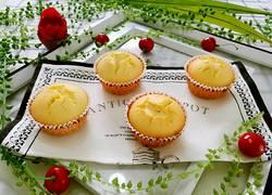 柠檬海绵蛋糕