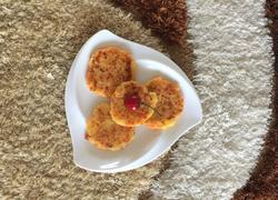 黑胡椒土豆泥饼