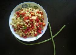 胡萝卜抄玉米粒