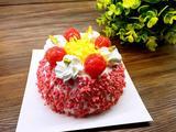 草莓松露水果蛋糕的做法[图]