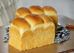 淡奶油土司(冷藏中种法)