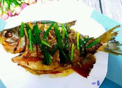 香煎红鲳鱼