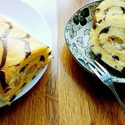 香甜蛋糕卷