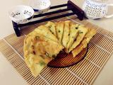 鸡蛋葱油饼的做法[图]