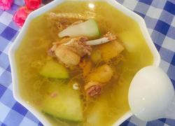 冬瓜水鸭汤
