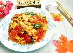 青椒番茄炒蛋