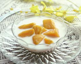 牛奶红薯糖水[图]