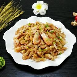 爆炒小河虾