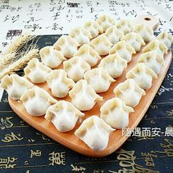 黄瓜馅饺子的做法[图]