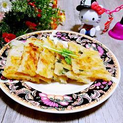 土豆丝饼的做法[图]