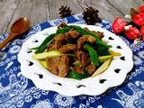 京味葱爆羊肉的做法[图]