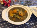 绿豆南瓜粥的做法[图]