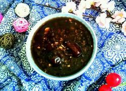 燕麦黑米粥