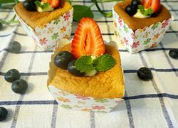#青岛#北海道蛋糕#年夜饭甜品#