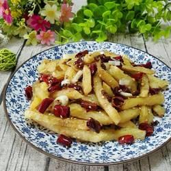 麻辣土豆条的做法[图]