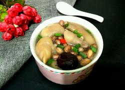 花生猪脚汤