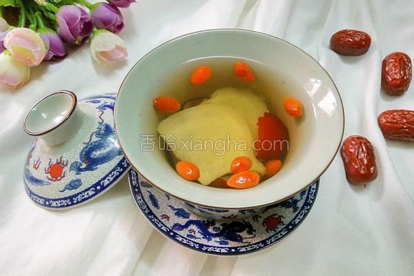 姜枣茶的做法