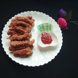 炸小酥肉的做法[图]