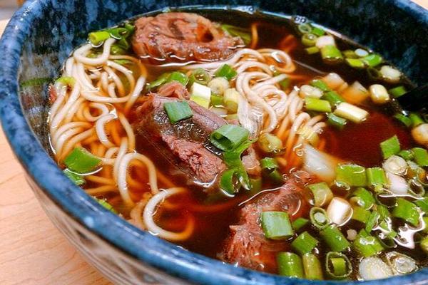 红烧牛肉面(现炒版)