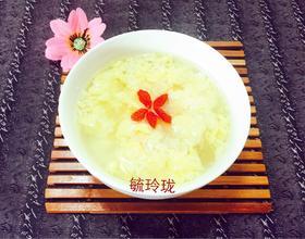 酒酿蛋花汤