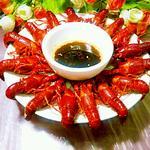 清蒸小龙虾