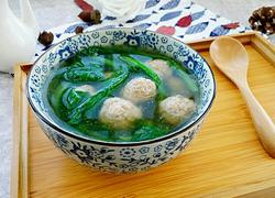 牛肉丸子汤
