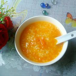 南瓜大米粥的做法[图]